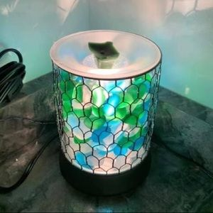 NIB Scentsy Sea Stone Warmer